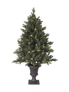 Star - Byske- LED-valaistu joulukuusi ulkokäyttöön 120 cm - VIHREÄ   Stockmann