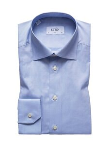 Eton - Slim Fit -kauluspaita - 20 BLUE | Stockmann