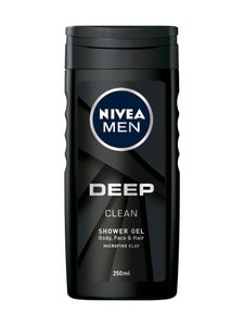 NIVEA MEN - Deep Shower Gel -suihkugeeli | Stockmann
