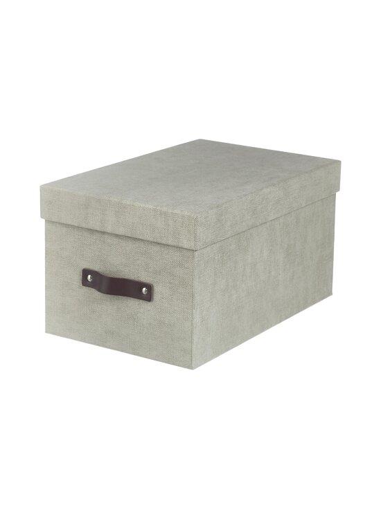 Bigso Box - Vilgot-säilytyslaatikko - C55 LINEN   Stockmann - photo 1