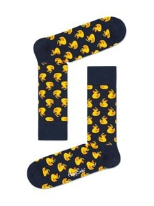 Happy Socks - Rubber Duck -sukat - 6500-BLUE | Stockmann