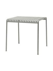 HAY - Palissade-pöytä 80 x 80 cm - SKY GREY (HARMAA)   Stockmann