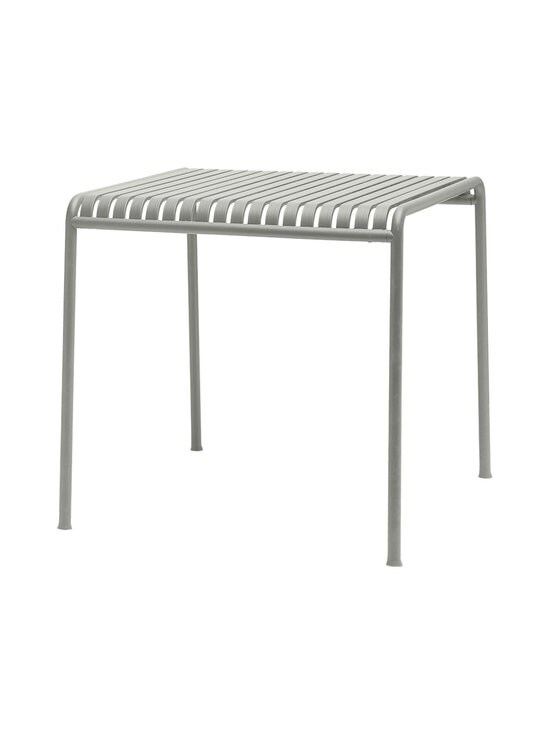 HAY - Palissade-pöytä 80 x 80 cm - SKY GREY (HARMAA) | Stockmann - photo 1