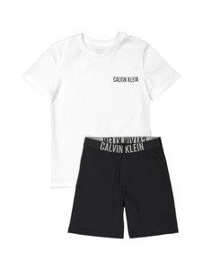 Calvin Klein Kids - Pyjama - WHITE/BLACK | Stockmann