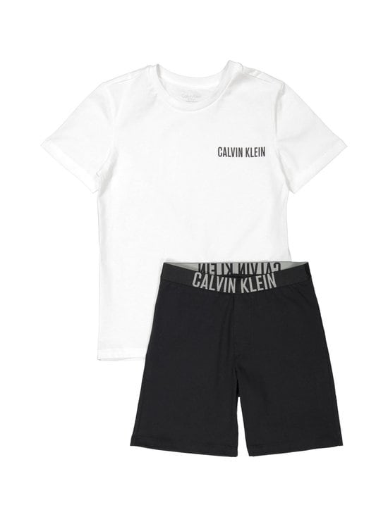 Calvin Klein Kids - Pyjama - WHITE/BLACK | Stockmann - photo 1