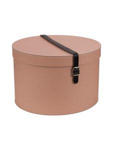 Bigso Box - Rut-hattulaatikko - DUSTY PINK (VAALEANPUNAINEN) | Stockmann