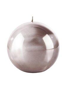 Balmuir - Metallic-pallokynttilä 10 cm - 670 ROSE GOLD | Stockmann