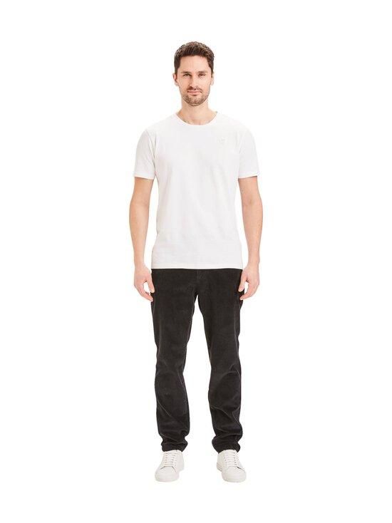Knowledge Cotton Apparel - CHUCK-housut - 1300 BLACK JET | Stockmann - photo 1
