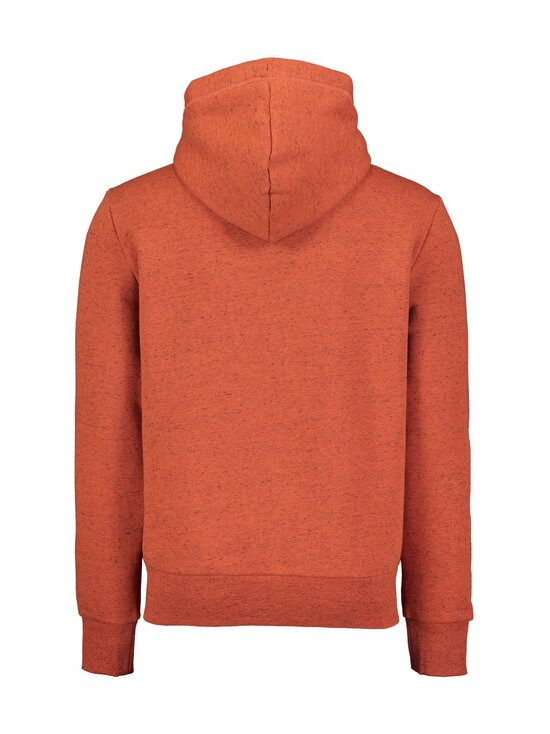 Superdry - Orange Label Classic Zip Thru Hood -huppari - UR5 ARIZONA ORANGE GRIT | Stockmann - photo 2