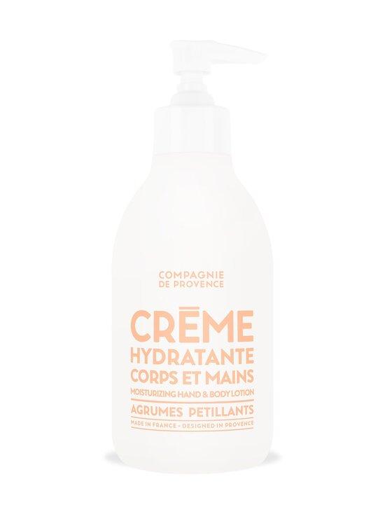 Compagnie de Provence - Sparkling Citrus Hand And Body Lotion -kosteusvoide 300 ml - NOCOL | Stockmann - photo 1