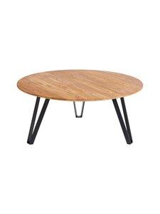Muubs - Space-sohvapöytä ⌀ 90 cm - NATURAL | Stockmann
