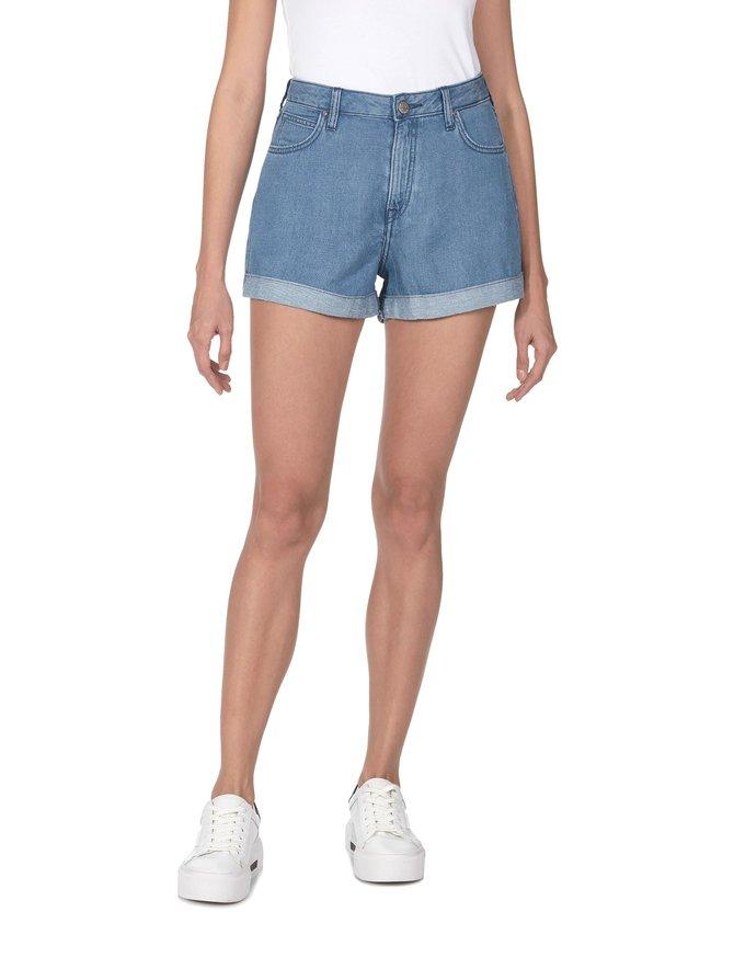 Relaxed Shorts -farkkushortsit
