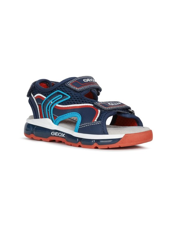 Geox - Android Boy -sandaalit - C0735 NAVY RED | Stockmann - photo 7