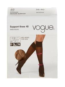 Vogue - Support 40 den -tukipolvisukat - SUNTAN (RUSKEA)   Stockmann