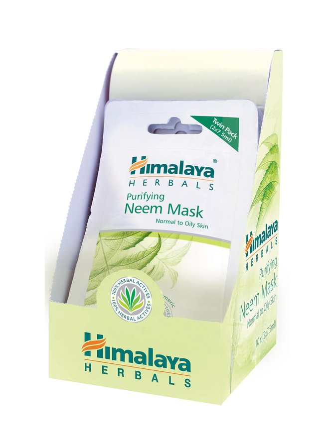 Neem Mask For Oily Skin -kasvonaamio 12 ml