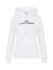 J.Lindeberg - Alpha Hood -huppari - 0000 WHITE | Stockmann