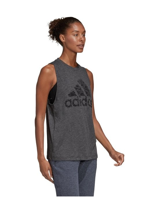adidas Performance - Winners Tank -urheilupaita - BLCKME | Stockmann - photo 5