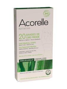 Acorelle - Kylmävahaliuskat kainaloille ja bikinirajalle 20 kpl | Stockmann