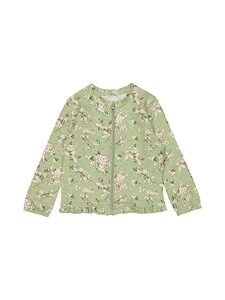 Name It - NmfHanora Light Sweat -collegetakki - DESERT SAGE | Stockmann