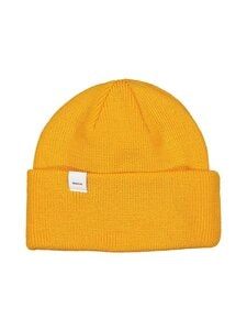 Makia - Merino Thin Cap -merinovillapipo - 260 WARM YELLOW | Stockmann