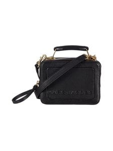 Marc Jacobs - The Box 20 -nahkalaukku - BLACK | Stockmann