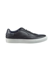 Ted Baker London - Dennton Brogue Leather Cupsole -nahkatennarit - 00 BLACK | Stockmann