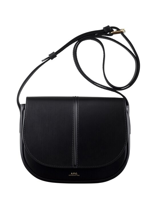 A.P.C - Betty Bag -nahkalaukku - NOIR | Stockmann - photo 1