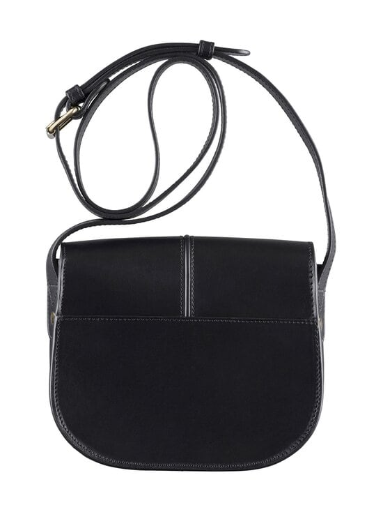 A.P.C - Betty Bag -nahkalaukku - NOIR | Stockmann - photo 2
