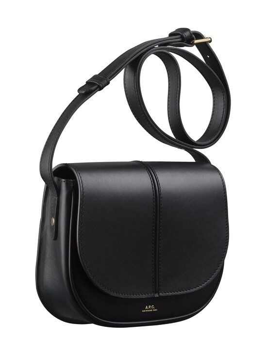A.P.C - Betty Bag -nahkalaukku - NOIR | Stockmann - photo 3