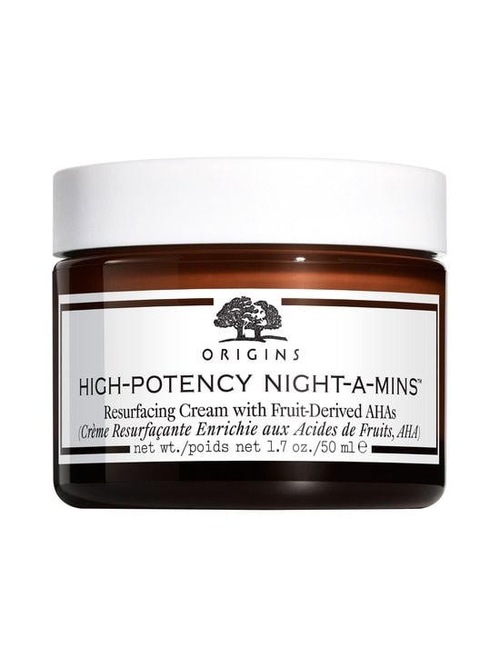 Origins - High Potency Night-A-Mins Resurfacing Cream with Fruit-Derived AHAs -yövoide 50 ml - NO COLOR | Stockmann - photo 1
