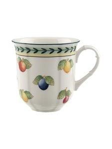 Villeroy & Boch - French Garden Fleurence -muki 0,3 l - VALKOINEN/KUVIOLLINEN | Stockmann