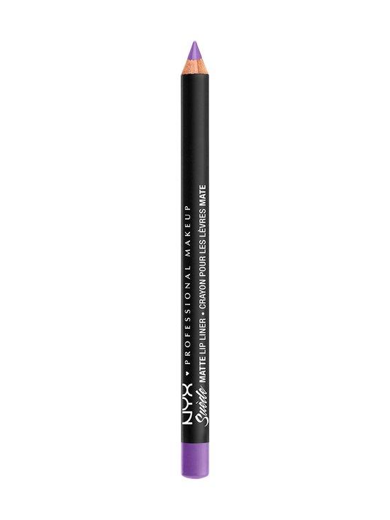 NYX Professional Makeup - Suede Matte Lip Liner -huultenrajauskynä - 06 SWAY | Stockmann - photo 1