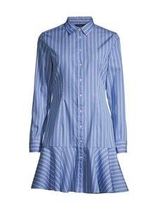 Lauren Ralph Lauren - Triella Dress -mekko - BLU/WHT | Stockmann