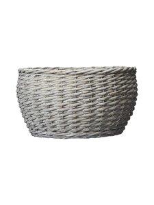 Wikholm Form - Minna Bowl M -ruukku 26 x 15 cm - GREY   Stockmann