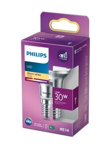 Philips - LED 30W E14 Warm White -heijastinlamppu - WHITE | Stockmann