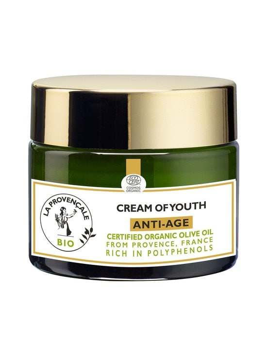 La Provencale Bio - Cream of Youth Anti-Age -päivävoide 50 ml - NOCOL | Stockmann - photo 1