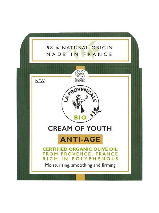 La Provencale Bio - Cream of Youth Anti-Age -päivävoide 50 ml - NOCOL | Stockmann - photo 2