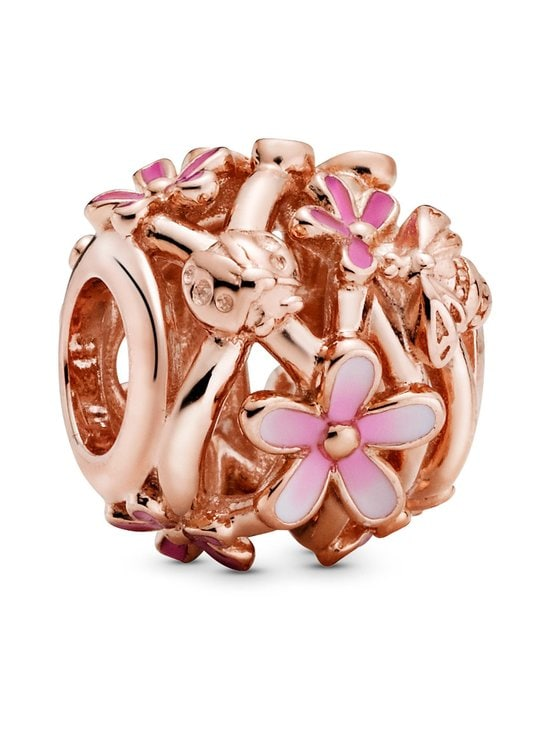 Pandora - Openwork Pink Daisy Flower -hela - PINK | Stockmann - photo 1