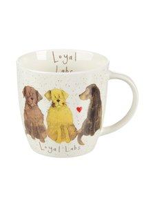 Churchill - Alex Clark Delightful Dogs Labrador -muki 400 ml | Stockmann