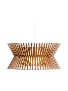 Secto Design - Kontro walnut -riippuvalaisin - WALNUT | Stockmann