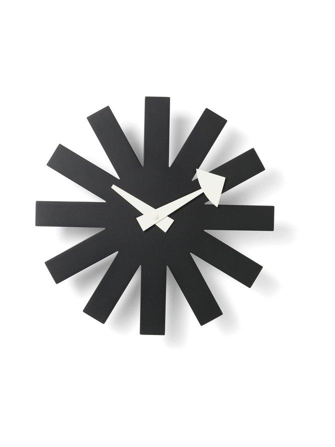 Asterisk Clock -seinäkello 25 cm