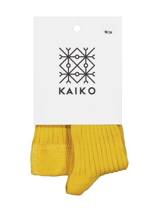 KAIKO - Rib Tights -sukkahousut - HONEY | Stockmann - photo 2