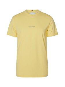 Les Deux - Lens T-Shirt -paita - 705325-LEMON SORBET/FROST GRAY   Stockmann