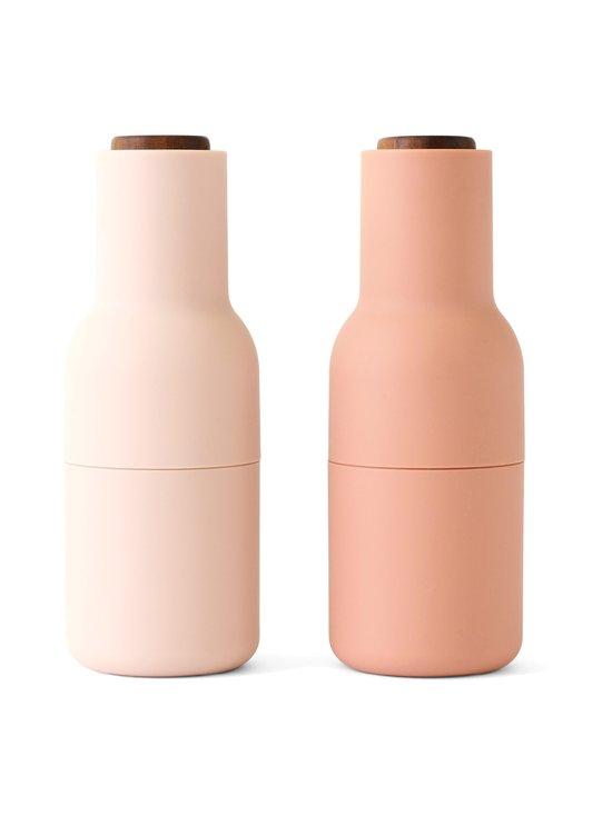 Menu - Bottle-maustemyllysetti - PINK, CORAL, WALNUT | Stockmann - photo 1