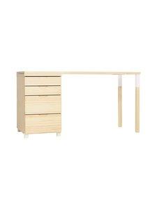Lundia - Classic-työpöytä 54 x 70,6 x 135 cm - NATURAL COLOR PINE | Stockmann