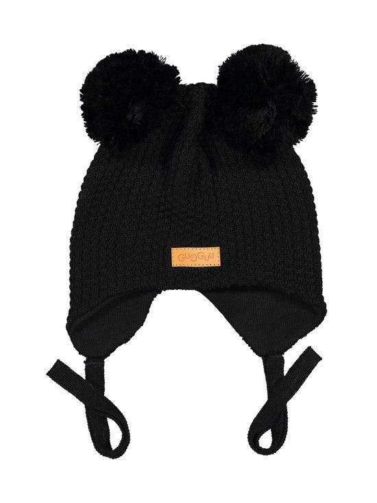 Gugguu - Baby Beanie -merinopipo - BLACK | Stockmann - photo 1