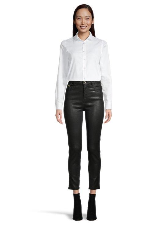 Trussardi Jeans - Sophie 208 Leather Effect -farkut - K299 BLACK | Stockmann - photo 2