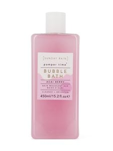 Sunday Rain - Bubble Bath Acai Berry -kylpyvaahto 450 ml | Stockmann