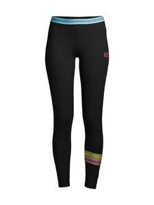 Ea7 - PANTALONI Leggings -leggingsit - 1200 BLACK | Stockmann