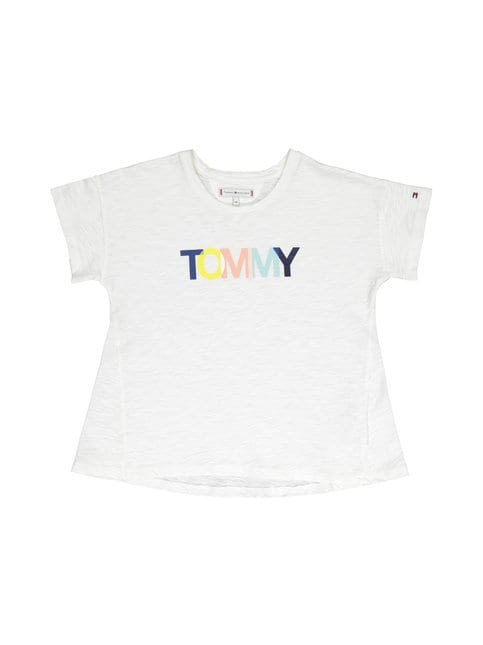 Colored Tommy Logo -paita